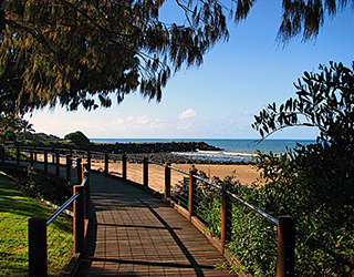 BARGARA BOARDWALK